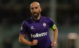 Top 10 CLB kiểm soát bóng nhiều nhất Serie A 2016/17: Sốc với Fiorentina