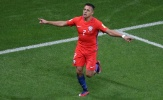 Alexis Sanchez đi vào lịch sử bóng đá Chile
