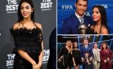 Bạn gái Ronaldo lạ lẫm trong vai trò của một người mẫu