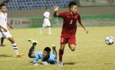 U15 Việt Nam đặt mục tiêu vào bán kết giải U15 ĐNÁ 2017