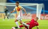 Celades cất quân, U21 Tây Ban Nha vẫn diệt gọn U21 Serbia