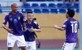 Hà Nội 2-0 Hải Phòng: Pháo sáng và tiếng chửi làm lu mờ chiến thắng