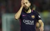 M.U tung nỗ lực cuối chiêu mộ Jordi Alba