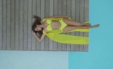Mỹ nữ Iris Mittenaere khoe dáng tuyệt sắc
