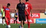 """CHÍNH THỨC: HLV Hoàng Anh Tuấn không """"phò tá"""" Hữu Thắng tại SEA Games 29"""