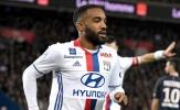 Lyon CHÍNH THỨC đề nghị số tiền Arsenal phải trả cho Lacazette