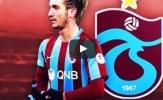 Yusuf Yazıcı - tương lai của bóng đá Thổ Nhĩ Kỳ