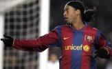 Hé lộ: Vì sao Man Utd mua hụt Ronaldinho?