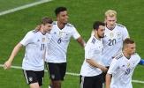 Hiệp hai bùng nổ, tuyển Đức 'đè bẹp' Cameroon