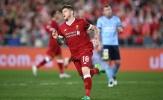 'Người thừa' khó rời Liverpool