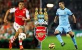 Nóng: Sanchez và Aguero sắp đổi chỗ cho nhau