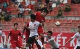 Hải Phòng 3-2 Long An (Vòng 15 V-League 2017)
