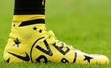Những mẫu giày 'độc' và 'lạ' trong giới cầu thủ (P.1)