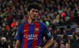 'Tiểu Iniesta' chính thức gia hạn với Barcelona
