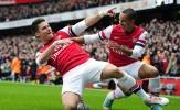 West Ham ra giá 50 triệu bảng cho sao thất sủng của Arsenal