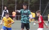 Sao trẻ Brazil thừa nhận khả năng chia tay Barca