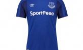 Giá trị áo đấu tại Premier League mùa tới: Rooney có cứu được Everton? (P.1)