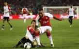 Arsenal 3-1 Western Sydney Wanderers: Lacazette bất lực trước đội chủ nhà