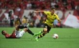 Urawa Red 2-3 Dortmund: Messi Thổ Nhĩ Kỳ lập cú đúp
