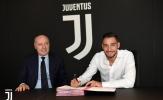 CHÍNH THỨC: Juventus chiêu mộ thành công De Sciglio