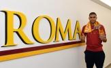 CHÍNH THỨC: Roma có người chia lửa với Dzeko