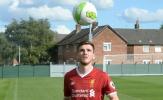 Andy Robertson và những khoảnh khắc đầu tiên ở Liverpool
