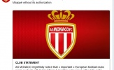 AS Monaco ra thông báo CHÍNH THỨC về Kylian Mbappe