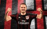Bonucci tuyên bố sẽ làm nên lịch sử cùng Milan