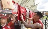 Coutinho và dàn sao Liverpool được săn đón ở châu Á