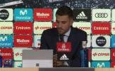 Dani Ceballos: Real Madrid là lựa chọn số 1 của tôi