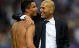 Zidane lên tiếng CHỐT tương lai Ronaldo