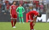 Địa chấn tại Trung Quốc, Milan cho Bayern 'phơi xác'