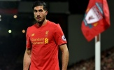 Báo Italia: Emre Can sửa soạn rời Liverpool