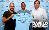 CHÍNH THỨC: Danilo cập bến Man City