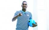 Danilo và những hình ảnh trong ngày đầu tiên gia nhập Man City