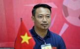 HLV Hồng Việt kéo U15 Việt Nam xuống mặt đất