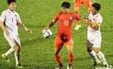 Kết quả VL U23 Châu Á 2018: Đông Nam Á phá bỏ định kiến, vùng lên mạnh mẽ