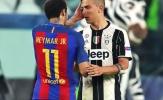 Chiellini: Tôi đánh giá Neymar cao hơn Dybala
