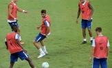 Morata miệt mài tập, chờ màn ra mắt Chelsea