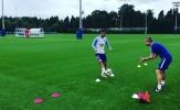 Eden Hazard tích cực tập luyện chờ ngày tái xuất