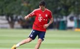 Bayern quyết tâm lấy lại thể diện trước Chelsea