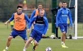 Everton hăng say tập luyện trước thử thách ở Europa League