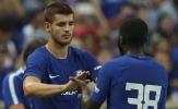 HLV Conte nói gì về màn ra mắt của Morata?