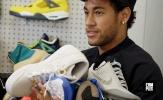 Mặc tin đồn, Neymar mua sắm thả ga ở Mỹ