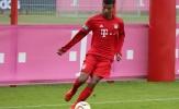 Tài năng đặc biệt của sao trẻ Timothy Tillman (Bayern Munich)