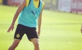 Benitez có tân binh chất lượng từ Dortmund