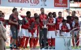Giành cúp như một 'trò hề', Arsenal bị đối thủ troll không thương tiếc