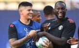 Man Utd lao đầu vào tập luyện, chờ đoạt Siêu cúp châu Âu