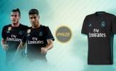 Real Madrid chọn màu áo may mắn cho trận tranh Siêu cúp châu Âu với Man United