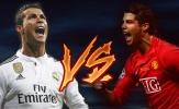 Ronaldo, Beckham & Những cầu thủ từng khoác áo Real lẫn Man Utd